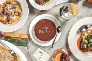 The Adventures of Mr. Fox: A Slice of Rome at Home