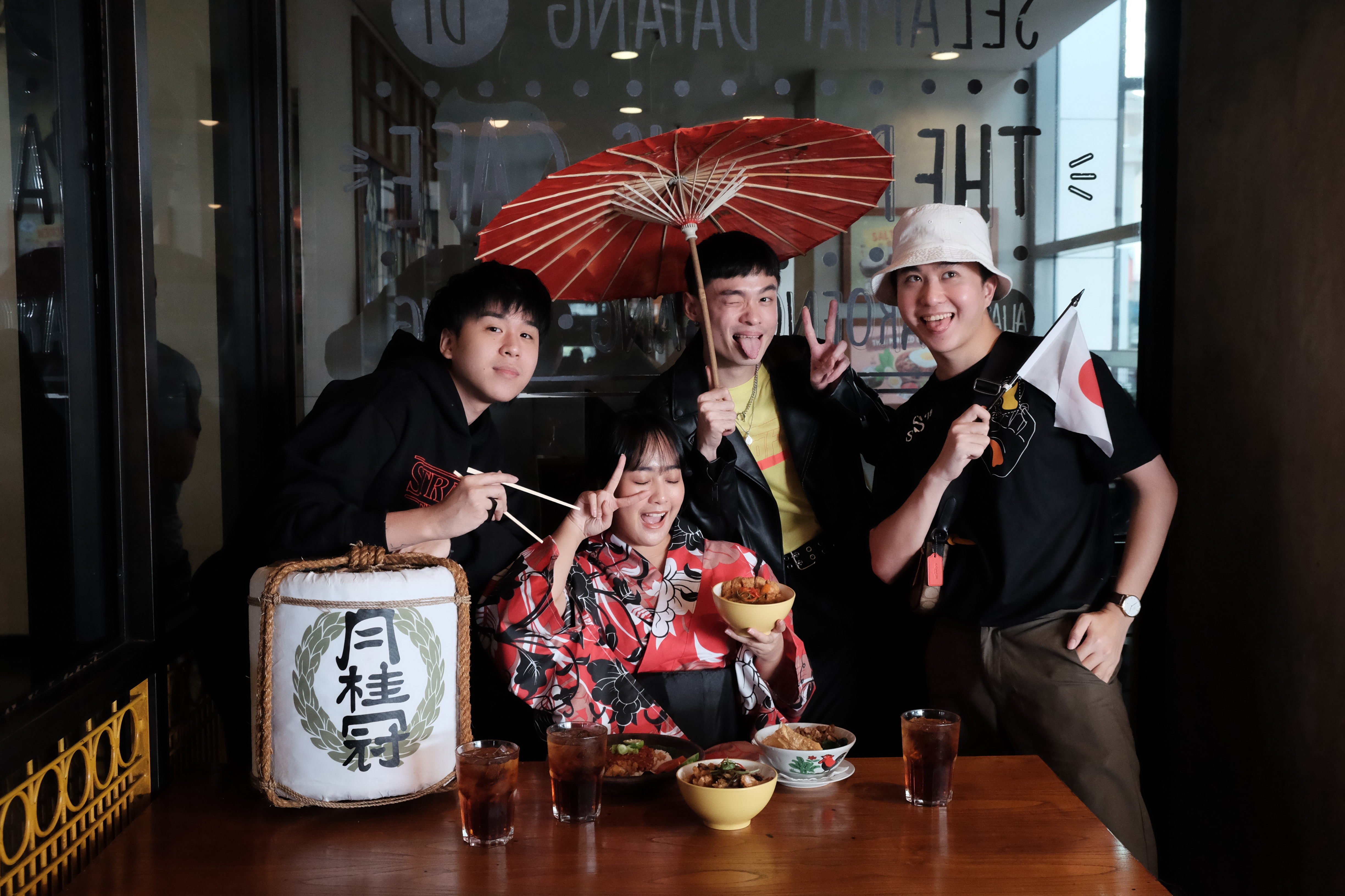 The People's Cafe IS GIVING OUT FREE TICKETS TO TOKYO.  HERE'S HOW YOU CAN ENJOY THE CITY!