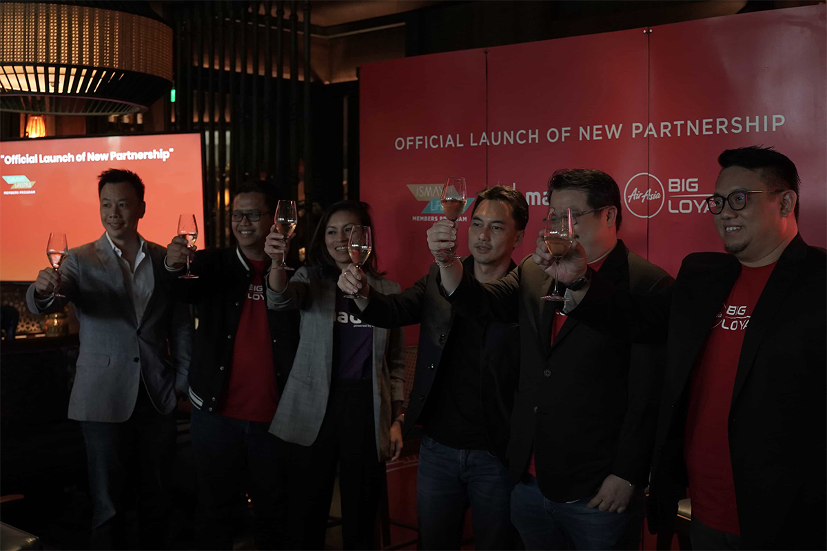 AirAsia BIG launches point conversion with ISMAYA Lifestyle Members Program with 1 million BIG Points up for grabs!
